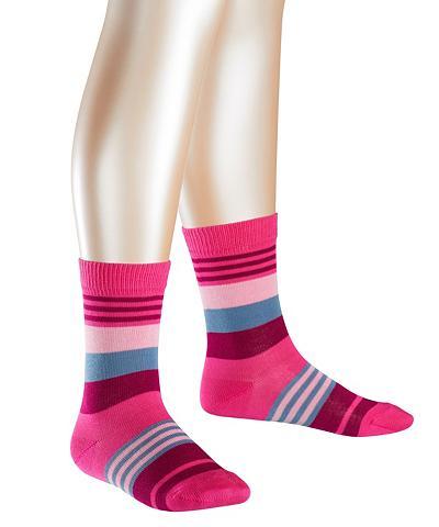 FALKE Kojinės Irregular dryžuotas (1 poros)