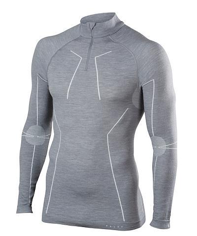 FALKE Marškinėliai ilgomis rankovėmis »Wool-...