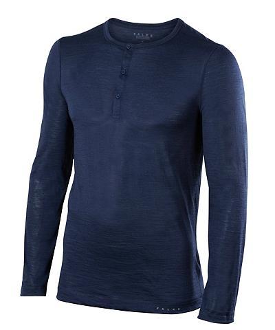 FALKE Marškinėliai ilgomis rankovėmis »Silk-...