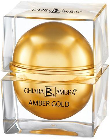 CHIARA AMBRA »Amber GOLD« kremas
