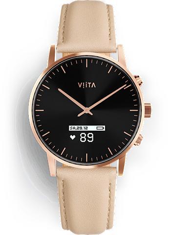 VIITA Connected Watch »Hybrid HRV Classic«