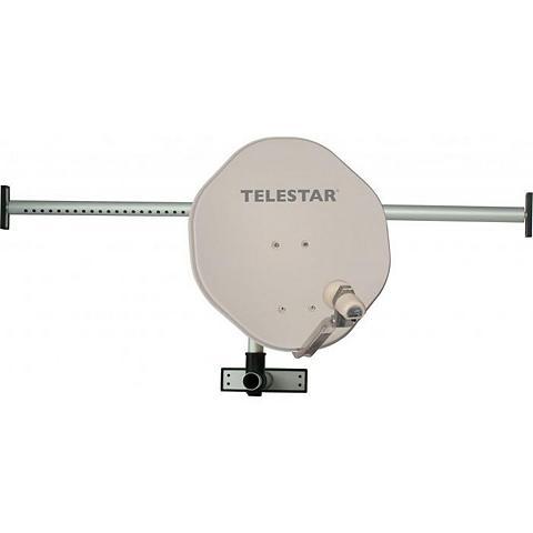 TELESTAR SAT-Wandhaltesystem in Fensterräumen »...