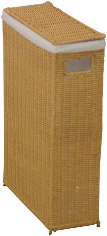 Skalbinių krepšys su Stoffeinsatz