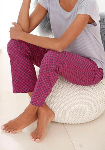 LASCANA Naminės kelnės su kišenės