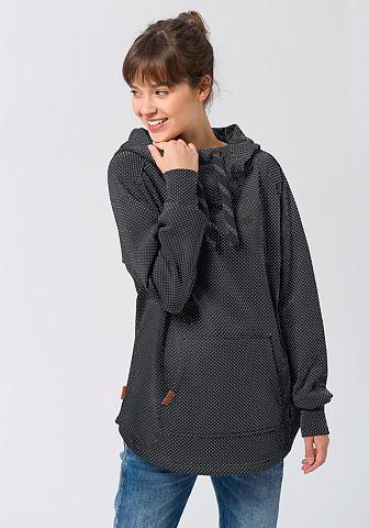 ALIFE AND KICKIN Sportinis megztinis su gobtuvu »MARA«