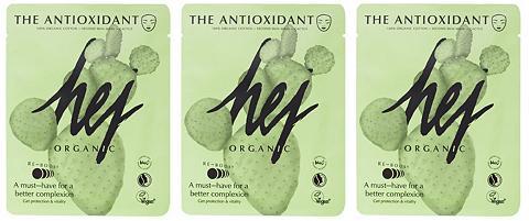 HEJ ORGANIC »THE ANTIOXIDANT rinkinys Cactus« Gesi...