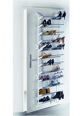 Batų lentyna dėl die durys