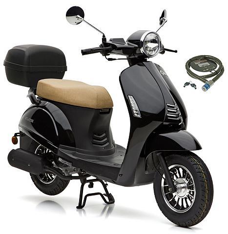 NOVA MOTORS Mofaroller »Grace« 49 ccm 25 km/h Euro...