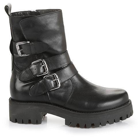BUFFALO Baikerių stiliaus batai