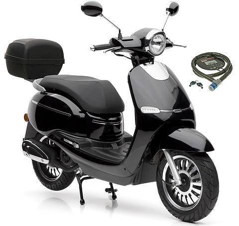 NOVA MOTORS Motoroleris »F10« 125 ccm 80 km/h (Rin...