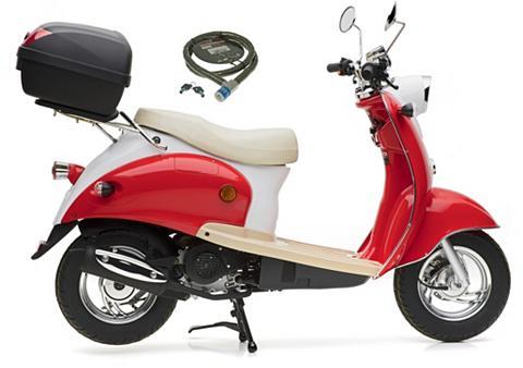 NOVA MOTORS Motoroleris »Retro Star« 49 ccm 45 km/...