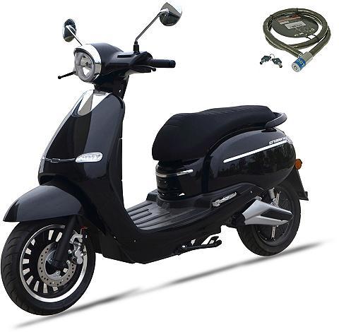NOVA MOTORS E-Motorroller »F 10« 2400 Watt 45 km/h...