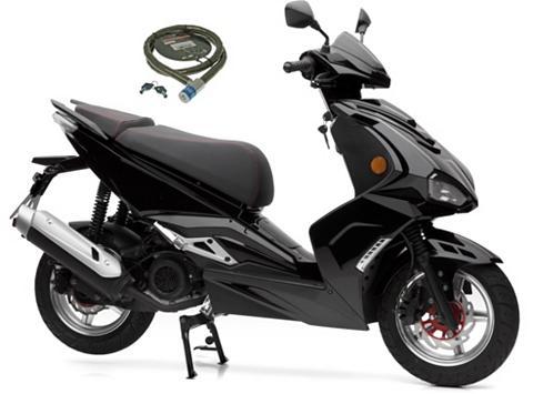 NOVA MOTORS Motoroleris »SP125i« 125 ccm 80 km/h E...