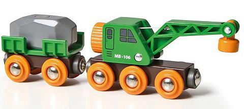 BRIO ® Žaislinis traukinys »® WORLD Grüner ...