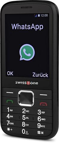 SWISSTONE Mobilusis telefonas »BBM 570«
