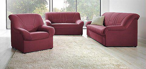 Komplektas: minkšti baldai (3 vnt.)