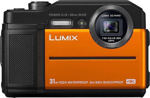 Lumix Panasonic »Lumix DC-FT7« Outdoor-Kamera (4K Ultr...