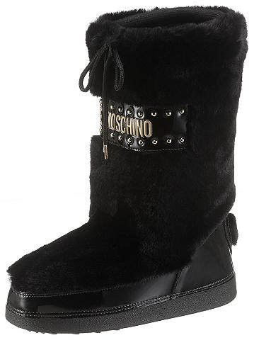LOVE MOSCHINO Žieminiai batai