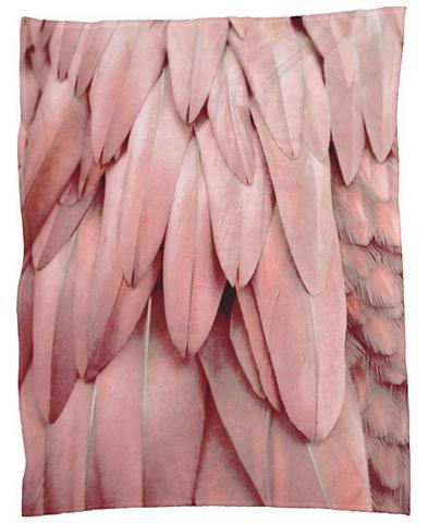 Užklotas »Pastel Feathers« Juniqe