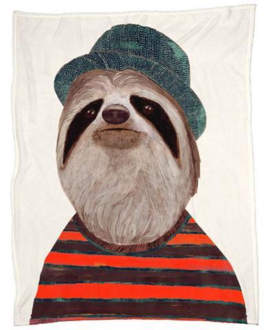 Užklotas »Funky Sloth« Juniqe