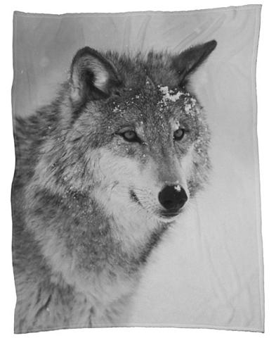 Užklotas »The Wolf« Juniqe