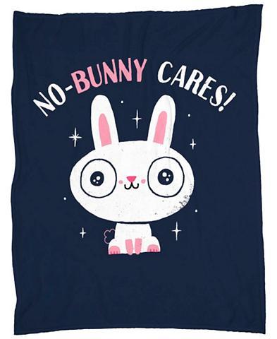 Užklotas »No-Bunny Cares« Juniqe