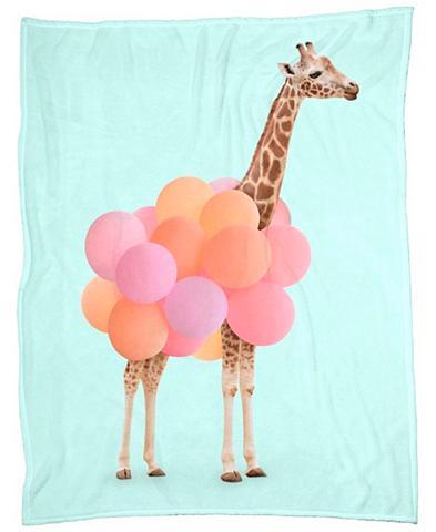 Užklotas »Party Giraffe« Juniqe