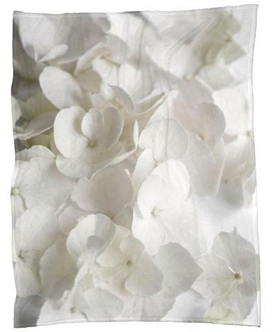 Užklotas »White Beauty« Juniqe