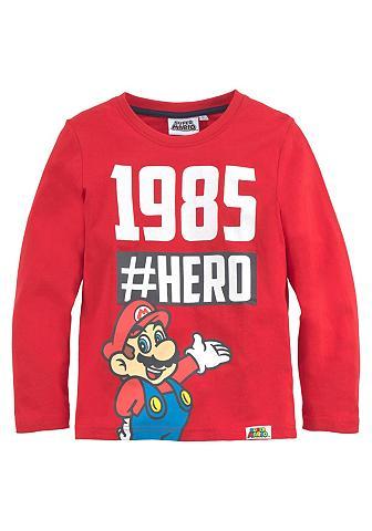 NINTENDO Marškinėliai ilgomis rankovėmis »Super...