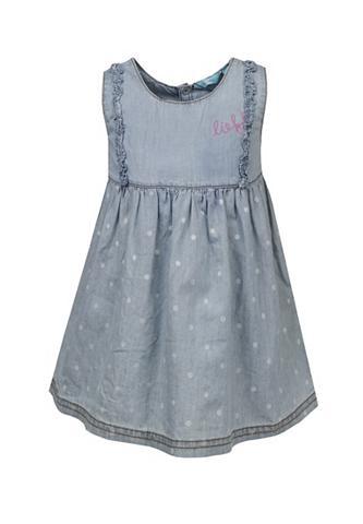 LIEF! Džinsinė suknelė be rankovės