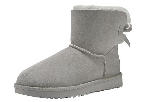 UGG »Mini Bailey Bow 2« Schlupfboots su de...