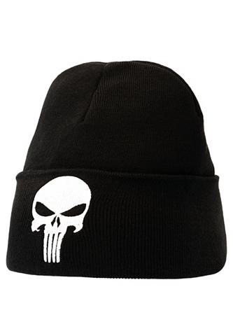 LOGOSHIRT Megzta kepurė su coolem Front-Logo