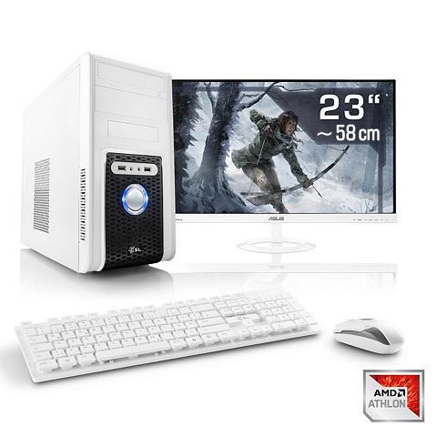CSL Žaidimų PC rinkinys Athlon X4 950 | GT...