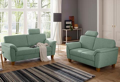 HOME AFFAIRE 2- + Trivietė sofa »Alta« kaip rinkiny...