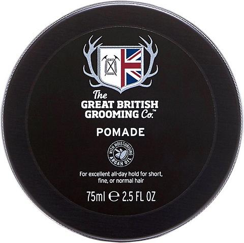 THE GREAT BRITISH GROOMING CO. »Hair Pomade« Haarwachs