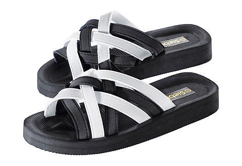 Šlepetės baseinui su įdėklai į batus