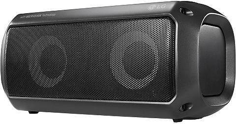LG »PK3« 2.0 Portable-Lautsprecher (Bluet...
