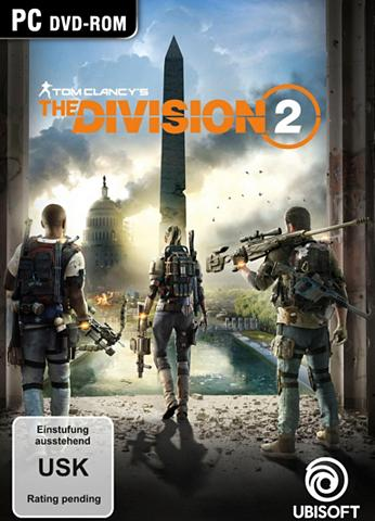 UBISOFT The Division 2 PC