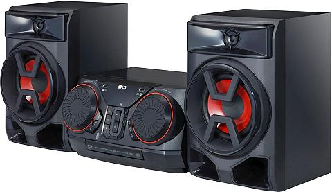 LG »CK43« garso sistema (FM-Tuner su RDS ...