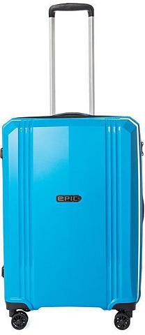 EPIC Plastikinis lagaminas ant ratukų