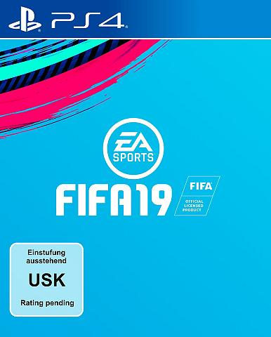 ELECTRONIC ARTS FIFA 19 Play Stovas/stotelė 4
