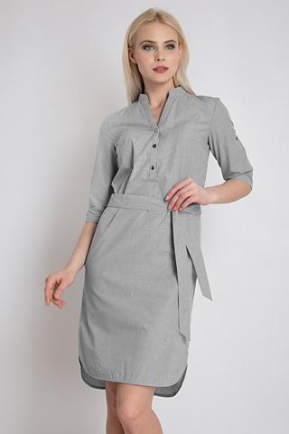 FINN FLARE Suknelė su madingas Streifen