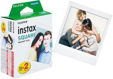FUJIFILM Sofortbildfilm »1x2 Instax Square Film...