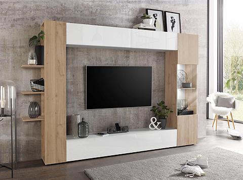 LC TV spintelė »Sorano« (4 dalių)