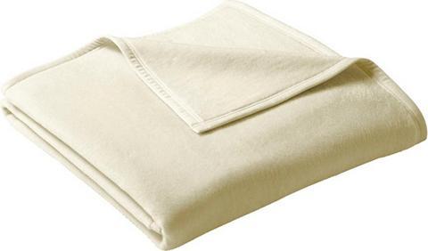 BIEDERLACK Wohndecke »Uno Cotton« in gražiais Uni...