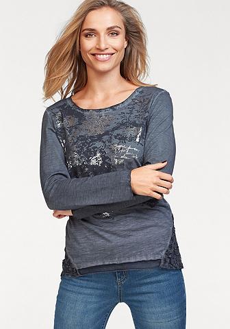 ANISTON BY BAUR Marškinėliai ilgomis rankovėmis