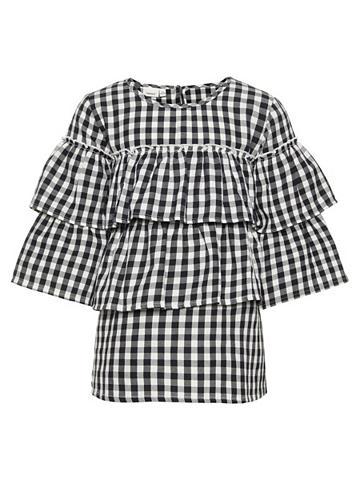NAME IT Languoti klostės Marškiniai