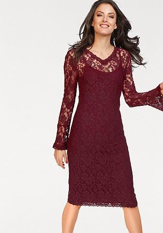 VIVANCE Nėriniuota suknelė