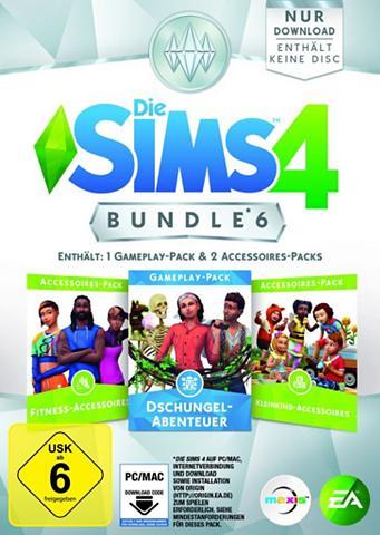 ELECTRONIC ARTS PC - Spiel »Die Sims 4 Bundle Pack 6 (...
