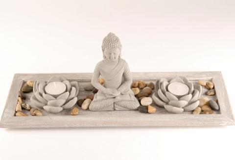 HOME AFFAIRE Buda ant Padėklas (5 dalių)